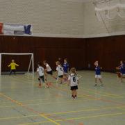 F-Jugend beim Turnier des VfL Rheinhausen