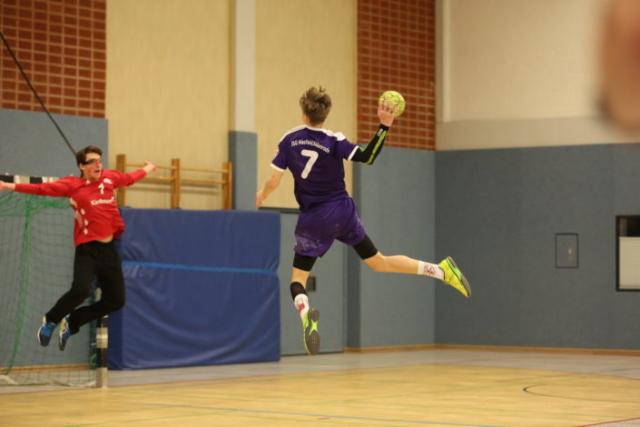 Handballakrobaten!