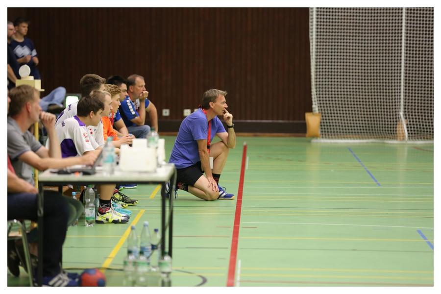Andre Homscheid übernahm das Coaching