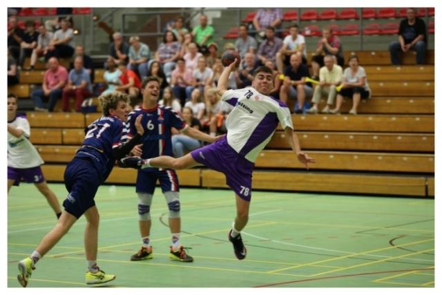 Philipp Baier zeigte wie wichtig er für das Team geworden ist.