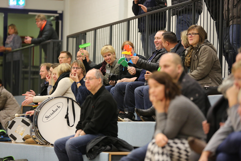 Unsere fanatischen Fans! ;-)